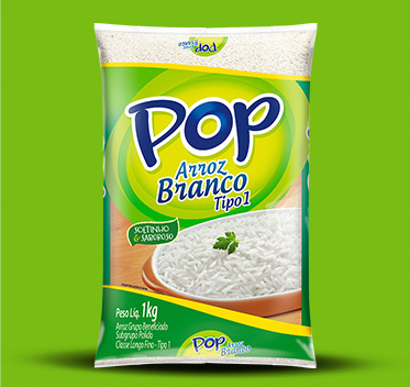 Arroz Branco Tipo 1 Pop