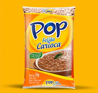 Feijão Carioca Pop
