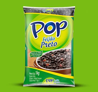 Feijão Preto Pop